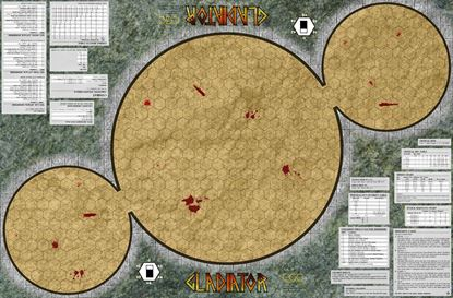 Picture of Gladiator Arena Map