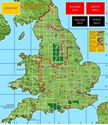 Picture of Kingmaker 2nd Ed ReEngineered Map - Big