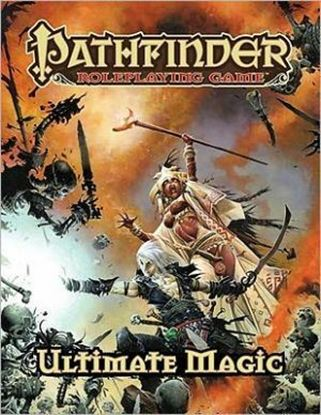 Picture of Pathfinder Roleplaying Game: Ultimate Magic